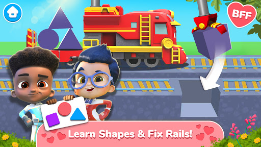 Mighty Express - Play & Learn with Train Friends 1.2.8 screenshots 8