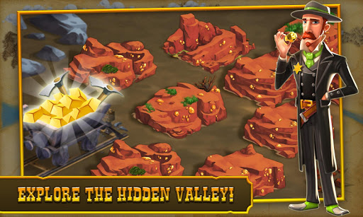 Goldrush: Westward Settlers! 2.4.9 screenshots 4