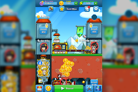 Idle Miner Tycoon: Gold & Cash Game 3.62.1 Screenshots 22