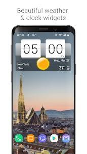 Sense Flip Clock & Weather (Ad-Free) MOD APK 1