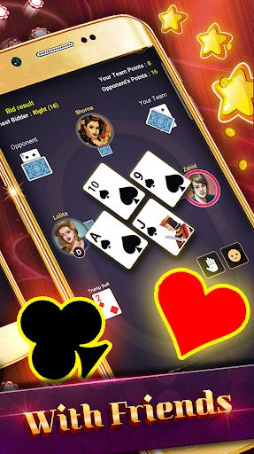 29 Card Game ( twenty nine ) Offline 2020 5.32 screenshots 13