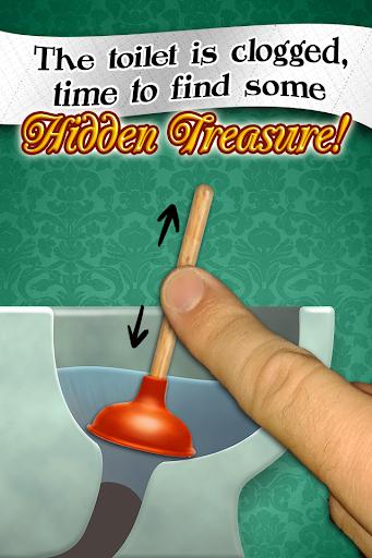 Toilet Treasures - Explore Your Toilet!  Pc-softi 1