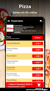 Pizzeria Backo Mörfelden-Walldorf