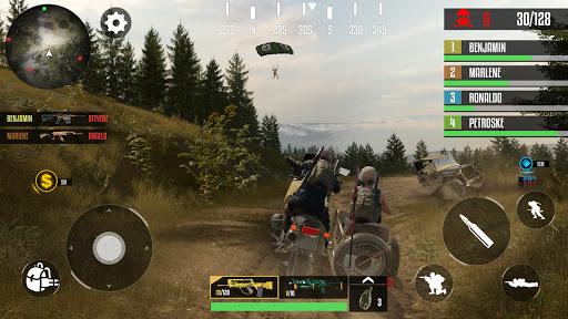 FPS Commando Strike 3D: New Games 2021: Fun Games android2mod screenshots 5