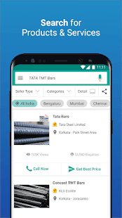 IndiaMART: Search Products, Buy, Sell & Trade Screenshot