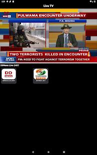 NewsOnAir: Prasar Bharati Official App News+Live 30 Screenshots 12