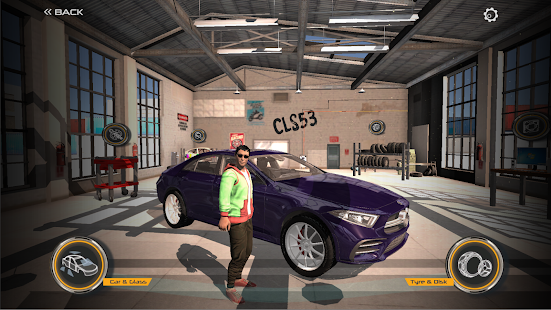AMG Car Simulator Mod Apk
