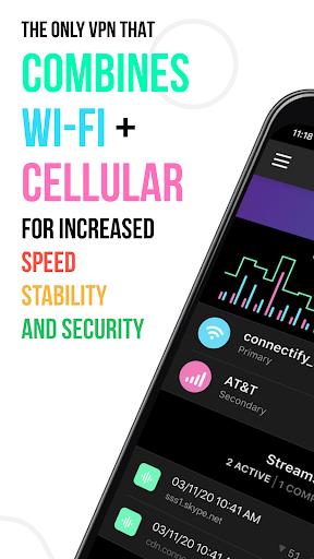 Speedify - Fast & Reliable VPN  screenshots 1