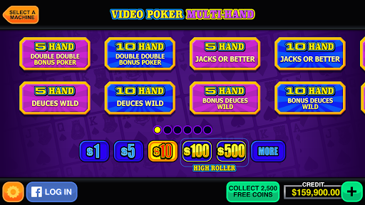 Video Poker Multi Pro Casino 1.7.1 screenshots 12