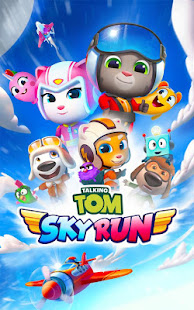 Talking Tom Sky Run: The Fun New Flying Game 1.2.0.1340 Screenshots 16