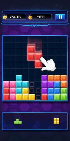 ブロックパズル 1010 - 無料のクラシック・ブロックパズルゲームのおすすめ画像1