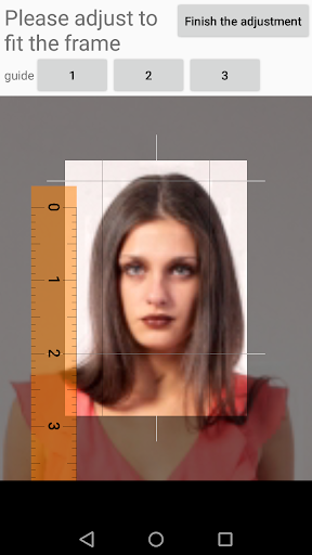 ID Photo application  screenshots 4
