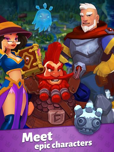 Merge Master: Adventure Puzzle 1.1.3 (a262) screenshots 6