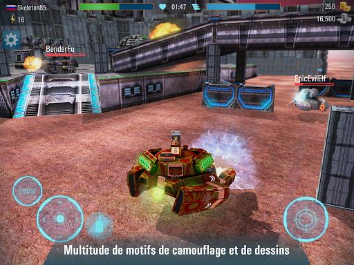 Iron Tanks: Jeux de Guerre de Tank Gratuit APK MOD – Monnaie Illimitées (Astuce) screenshots hack proof 2