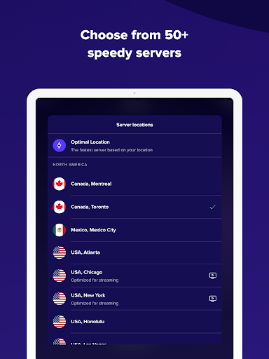 VPN SecureLine by Avast - Security & Privacy Proxy android2mod screenshots 8