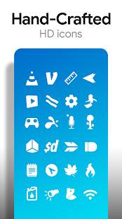 Flight - Flat Minimalist Icons (Pro Version) Screenshot