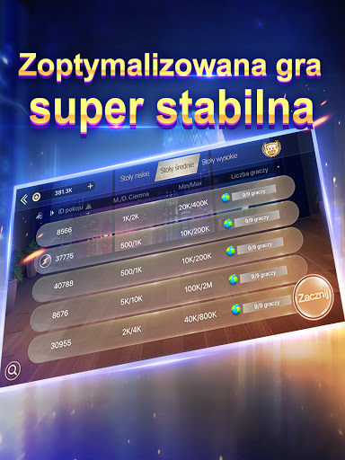 Texas Poker Polski  (Boyaa) 6.0.1 screenshots 10