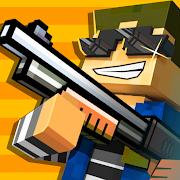 Cops N Robbers – 3D Pixel Craft Gun Shooting Games