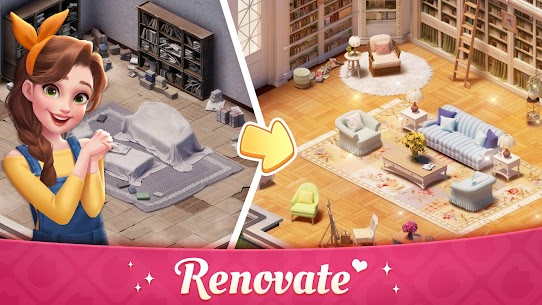 My Story – Mansion Makeover Mod Apk 1.78.108 (Free Shopping) 1