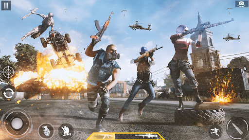 Army Commando Secret Mission - Free Shooting Games  screenshots 8