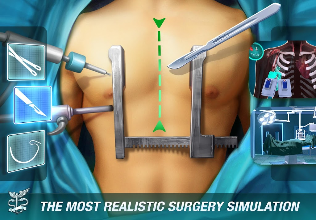 Operate Now: Hospital - Surgery Simulator Game  poster 0