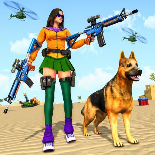 Real Commando Shooting Strike - Fps Shooting Games APK