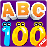Learn Numbers 1 to 100, Alphabet, Tracing & games
