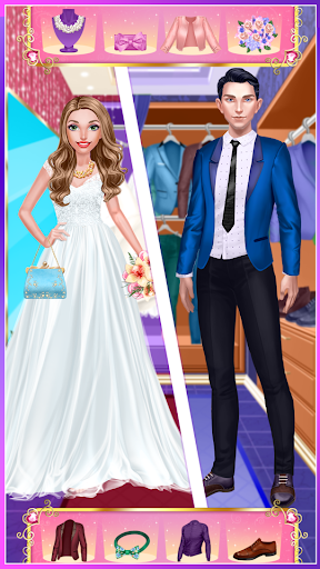 bride and groom perfect wedding screenshot 3