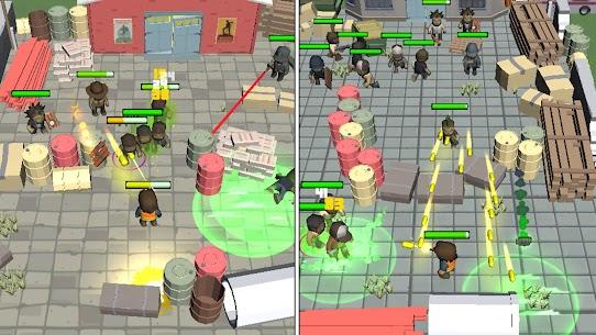 Archer Memoirs: Zombie Survival RPG MOD APK 1.1.4 (Unlimited Diamonds) 6