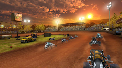 Dirt Trackin Sprint Cars 3.2.5 screenshots 11