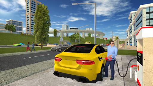 Code Triche Taxi Jeu 2 APK MOD (Astuce) screenshots 2