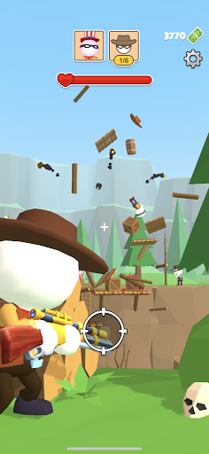 Western Sniper - Wild West FPS Shooter 1.9.5 screenshots 2