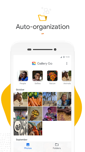 Gallery Go by Google Photos 1.4.0.333647331 release screenshots 1