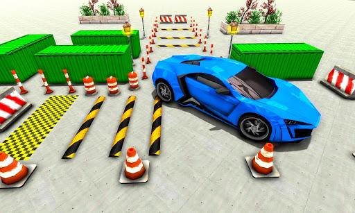 Classic Car Games 2021: Car Parking 1.0.18 Screenshots 10