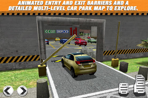 Multi Level Car Parking Game 2 android2mod screenshots 4