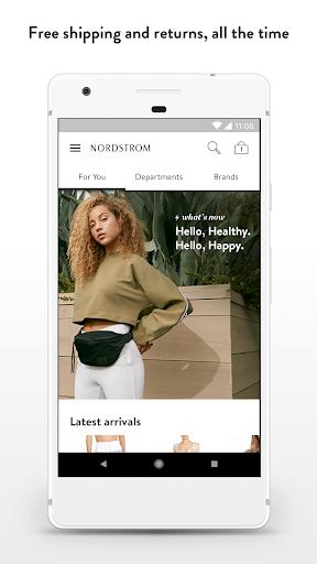 Nordstrom: Shopping, Clothing, Shoes & Handbags Latest screenshots 1