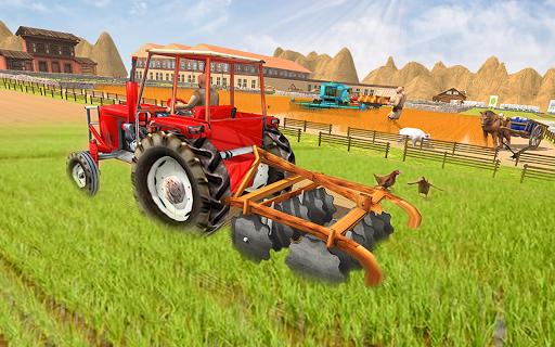 New Milford Tractor Farming Organic SIM Games 2019 apkdebit screenshots 9