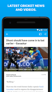 ESPNCricinfo – Live Cricket Scores, News & Videos 4