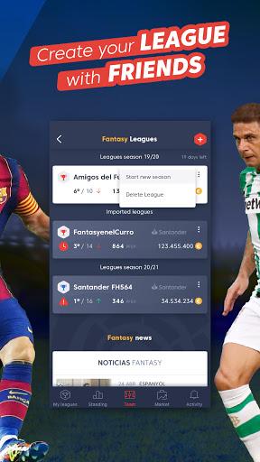 LaLiga Fantasy MARCAufe0f 2021: Soccer Manager 4.4.10 screenshots 4