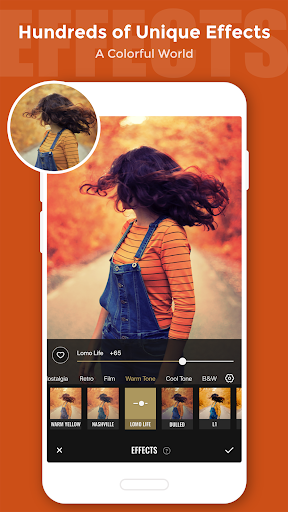 Fotor Photo Editor - Photo Collage & Photo Effects 6.2.5.916 Screenshots 1