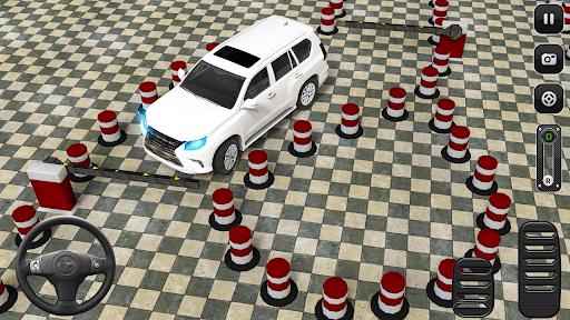 Prado Car Games Modern Car Parking Car Games 2020  screenshots 5