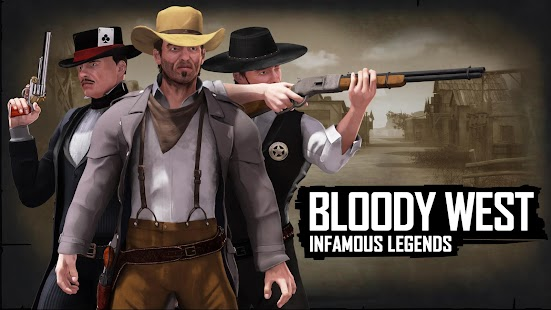 Bloody West: Infamous Legends Screenshot