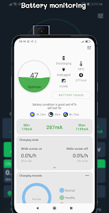 Battery Guru - Battery Monitor - Battery Saver