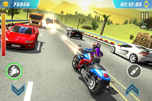 Bike Racing Simulator - Real Bike Driving Games apktram screenshots 1