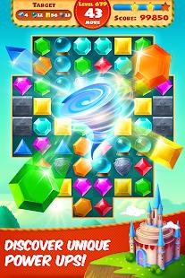 Jewel Empire : Quest & Match 3 Puzzle screenshots 12