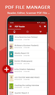 PDF reader for Android: PDF viewer 2021 1