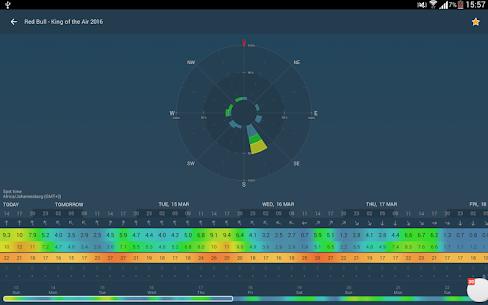 Windy app precise local wind v10.1.0 Mod APK 2