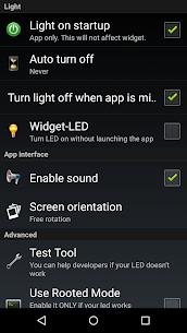 FlashLight HD LED Pro vv2.02.00 Google Play Paid APK 4