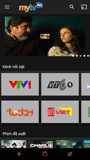 mytv net for smartphone/tablet screenshot 2