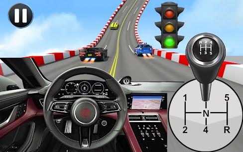 Free Crazy Ramp Car Stunts :Mega Ramp Stunt Games 3